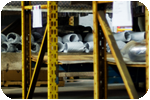 Customer accessable warehousing